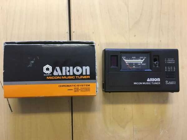 Arion HU8200 Tuner