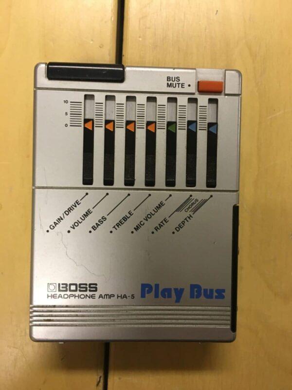 Boss AMP HA-5