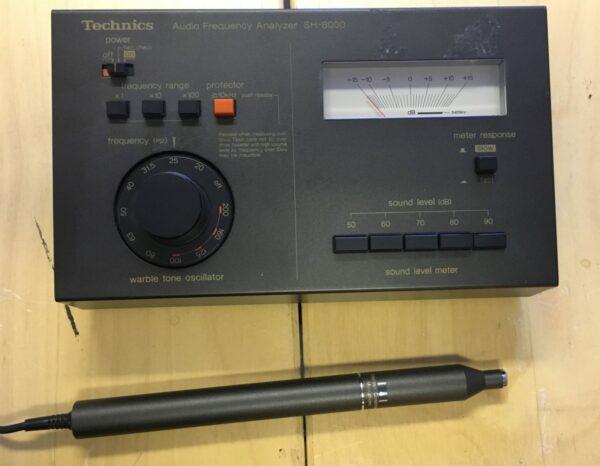 Technics SH8000 etu
