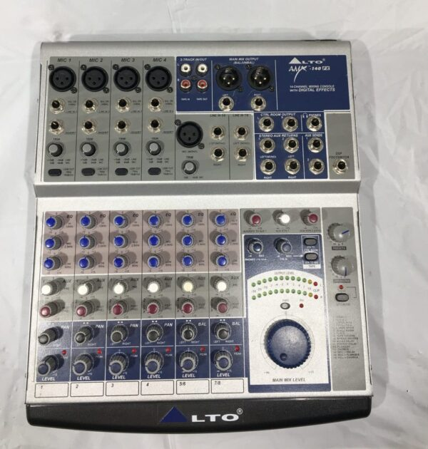 Alto-140fx mikseri up
