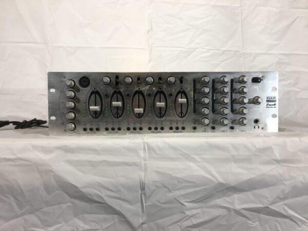DAP audio Zone control