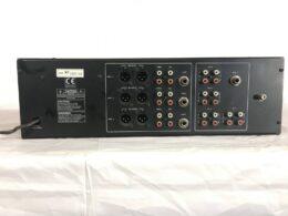 DAP audio Zone control rear
