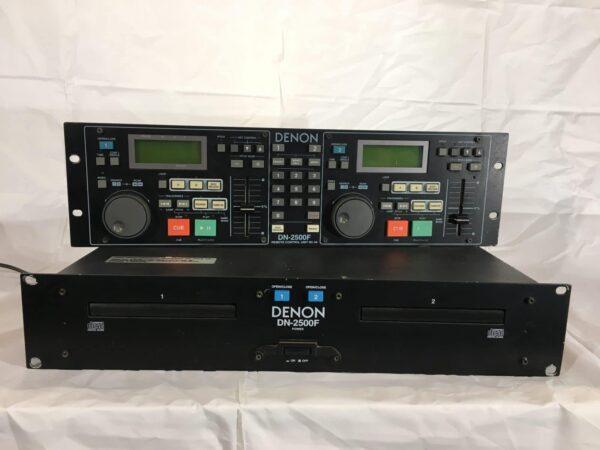 DENON DN-2500F front