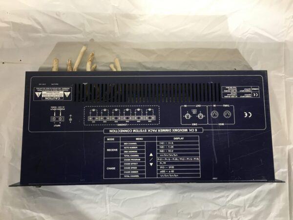 DMX-MIDI Dimmer DP-56 up2