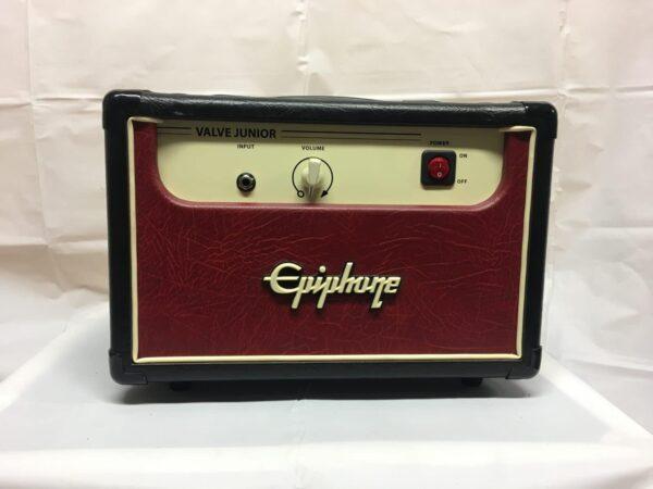 Epiphone Valve Junior_front