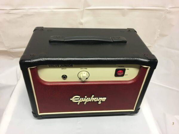 Epiphone Valve Junior_front_up