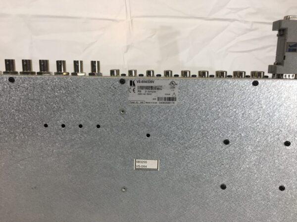 kramer vs-5x4 plate
