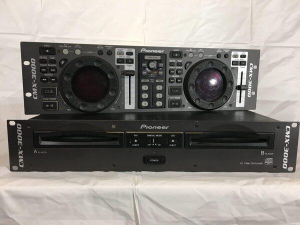 Pioneer CMX-3000 front