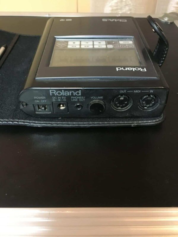 Roland PMA-5 band in a box_sideup