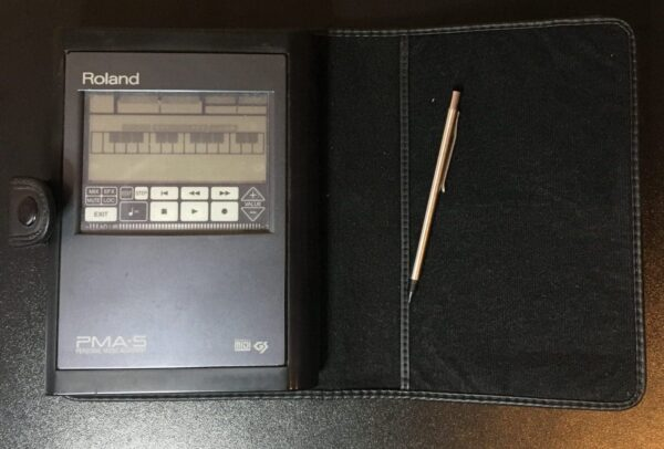 Roland PMA-5 band in a box_up