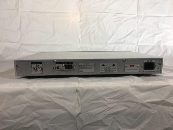 Tangent TNR-100 Tuner rear