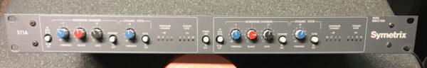 Symetrix 511A rear