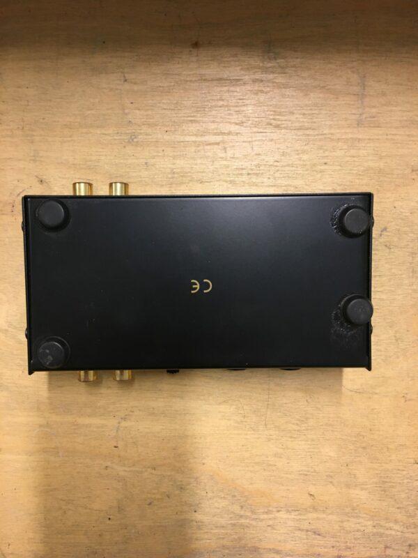 ready sound box pohja