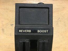 rev boost pedal