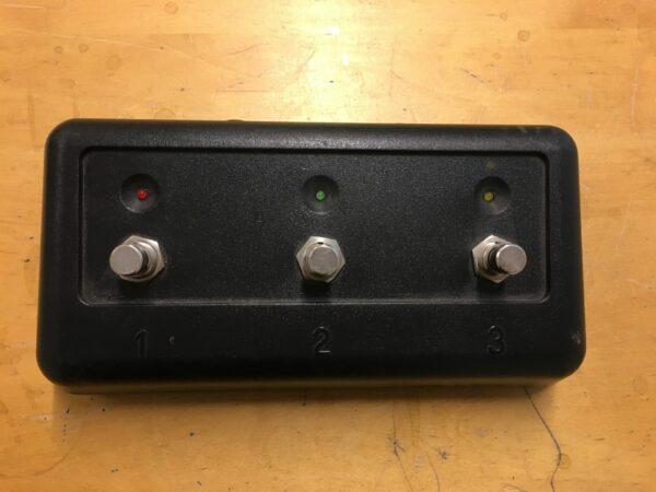 tri kytk pedal