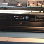 Pioneer 5CD player CDP-C315 etu